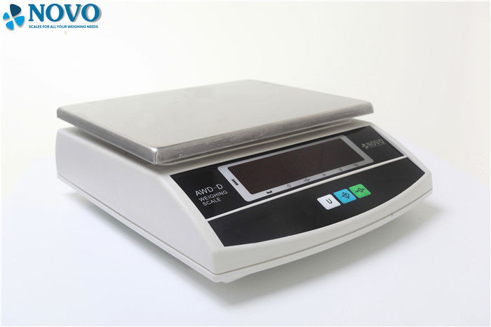 Lightweight Digital Pricing Scale , Portable Digital Scale 4v Rechargeable Battery